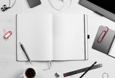 Flyer texten, gliedern und strukturieren: Außenseiten